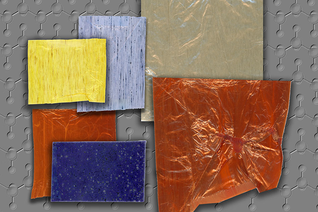 Researchers tune material's color and thermal properties separately