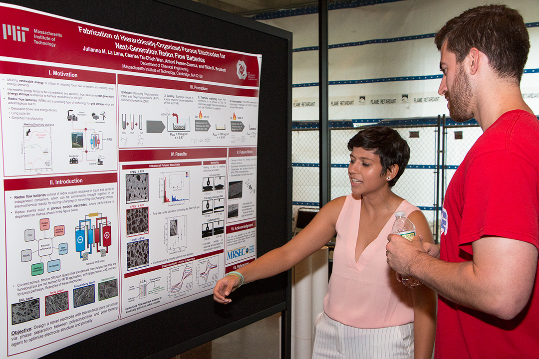 Gallery: Summer Scholars Poster Session 2018