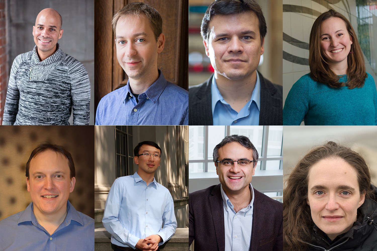 8 School of Science faculty appointed to named professorships
