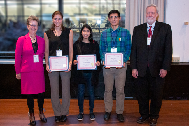 2019 Materials Day Poster Session winners