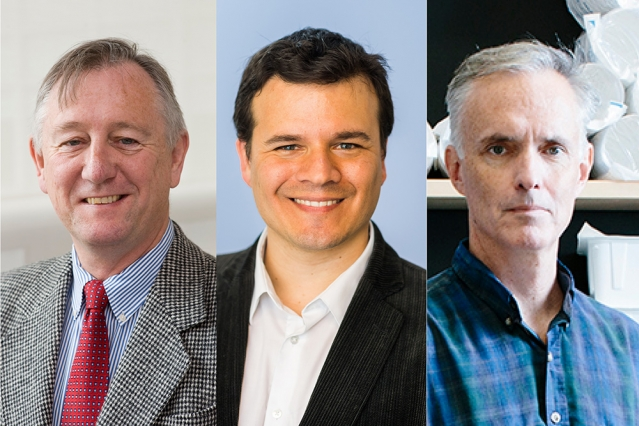 American Physical Society honors three MIT professors
