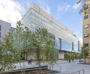 MIT.nano receives LEED Platinum certification